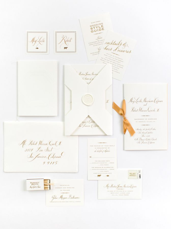 300 best Modern Wedding Invitations images on Pinterest | Paper mill ...