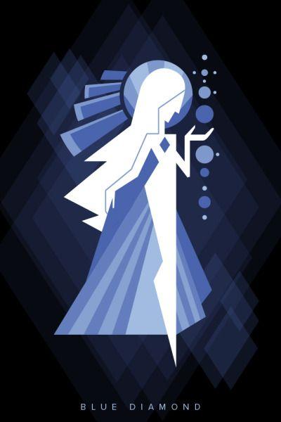 Blue Diamond by peterwjdibble