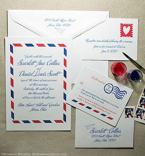 35 best Wedding invites images on Pinterest Marriage Invitation