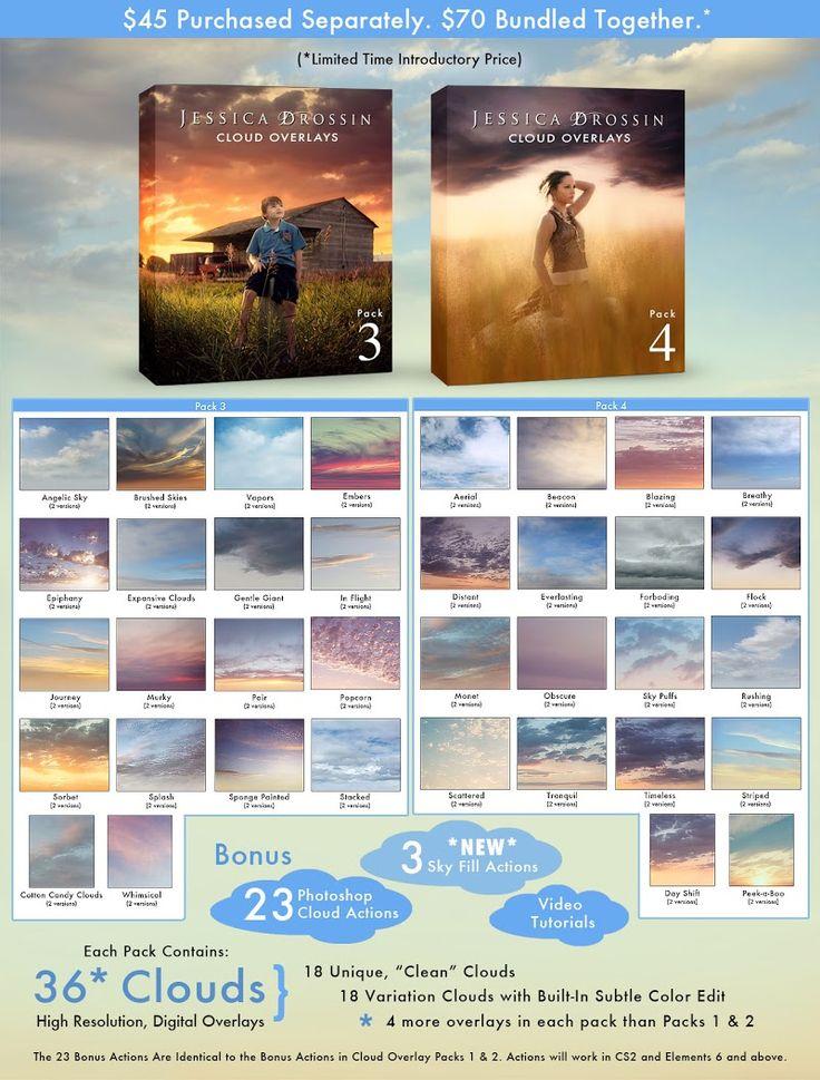 JD Cloud Overlay Bundle 3