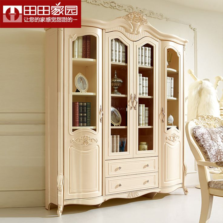 French Style Bookcase