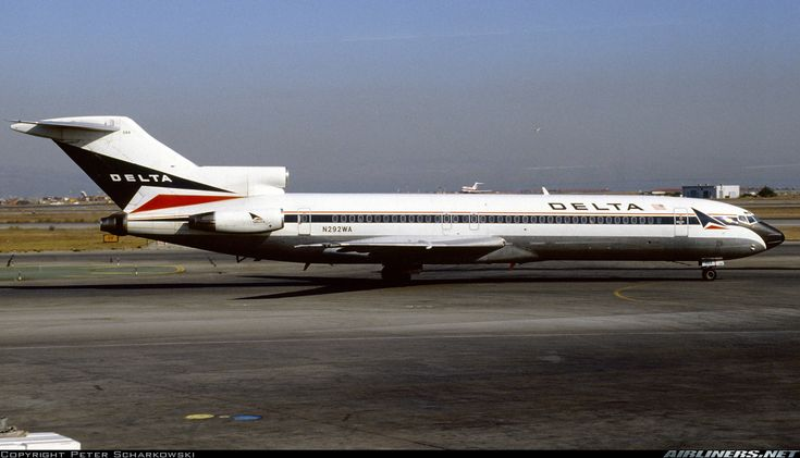 Boeing 727-247/Adv - Delta Air Lines