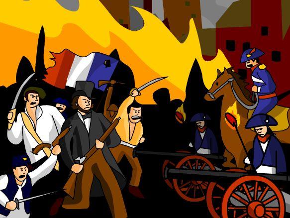 french revolution for kids - 583×438