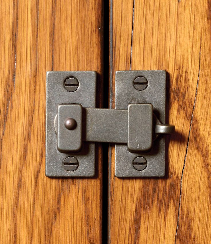 Cabinet Latch Rocky Mountain Hardware Dog Crate Latch