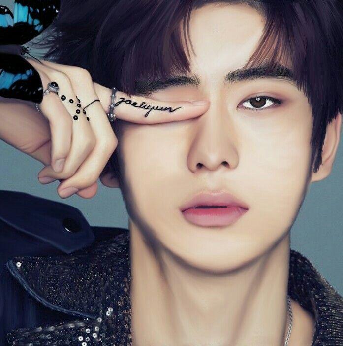 Fanart Jung Jaehyun Nct Jaehyun Nct Jaehyun Nct