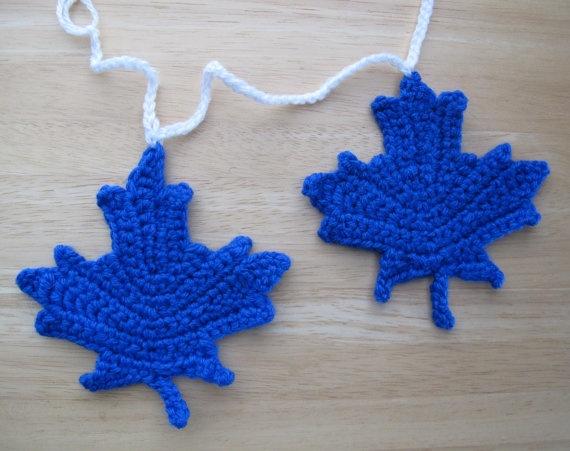 Canadian Maple Leaf Crochet Pattern Zoshwiki