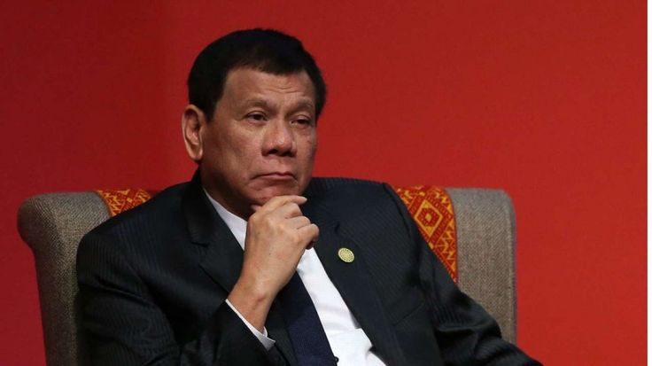 11/21/16 Philippines' Rodrigo Duterte to declare no-fishing zone for all at disputed Scarborough Shoal