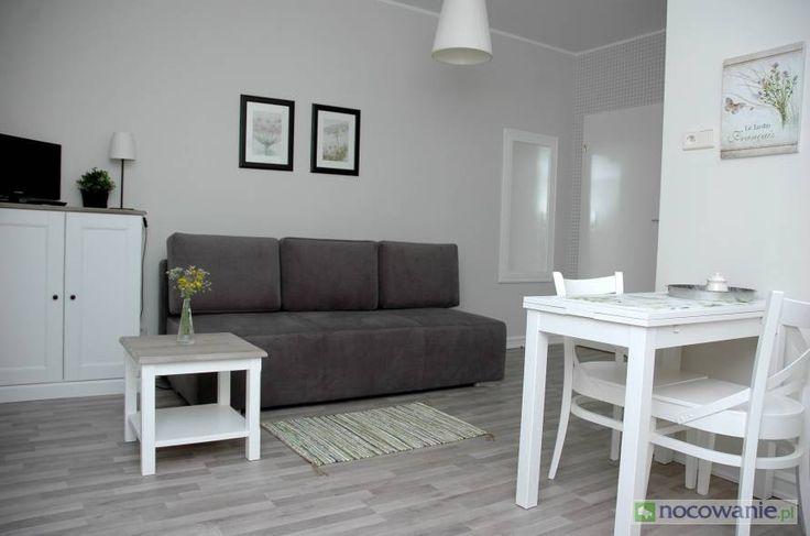apartament leśny - Apartamenty Leśne Zacisze nad brzegiem jeziora sławskiego - www.NOCOWANIE.pl