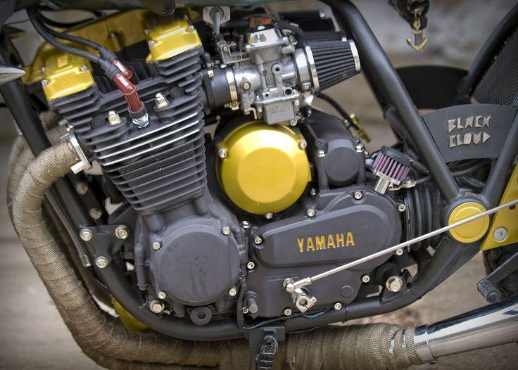 1980 Yamaha XJ 650, by Lukas from the Czech Republic