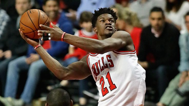 Report: Bulls Trade Jimmy Butler To The Timberwolves
