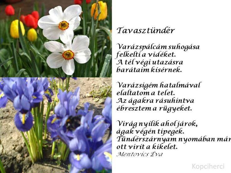 versek képekkel a tavaszról - Google keresés