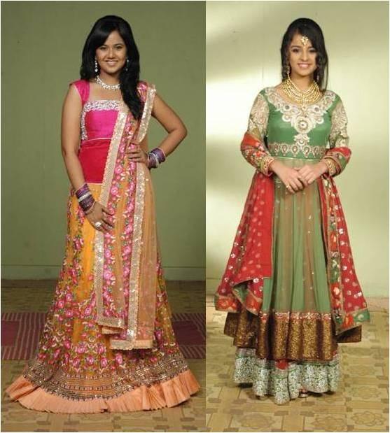 Gunjan & Rachna | Sapne Suhane Ladakpan Ke | Pinterest  Gunjan & Rachna...
