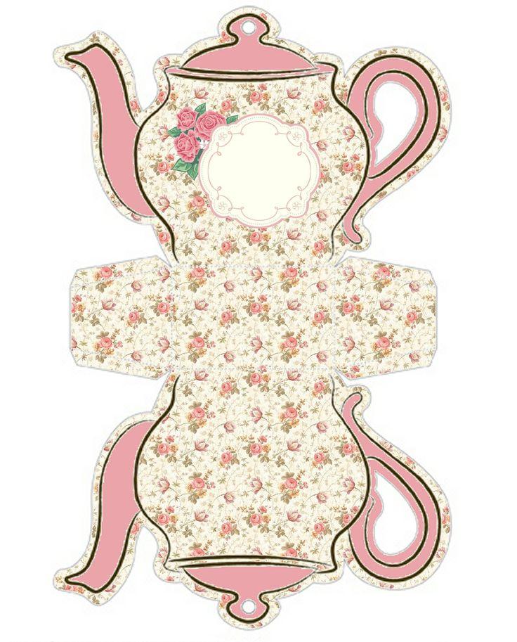 teapot box…