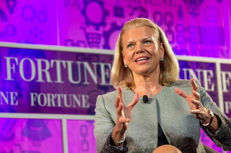 IBM's Ginni Rometty Reveals Watson's Future
