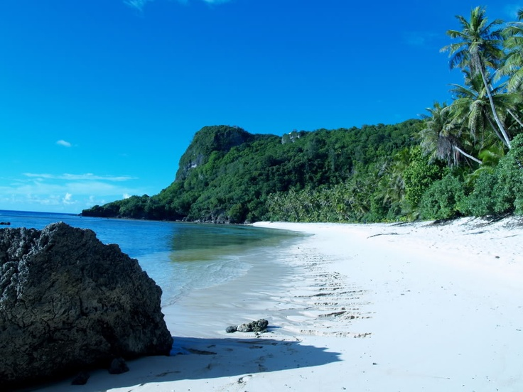 Stunning secluded Haputo Beach, Guam....a definite favorite!