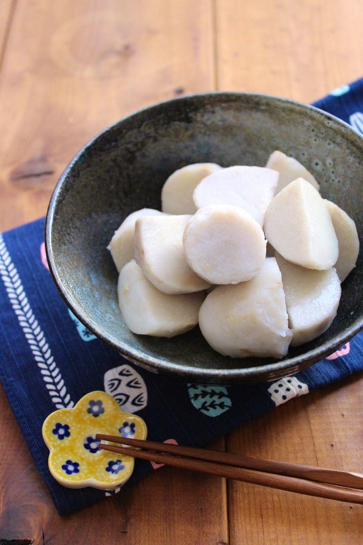 無口な主人がわざわざおいしかったと報告してきた『里芋の白煮』 | 稲垣飛鳥のあすかふぇのおいしい毎日っ♪