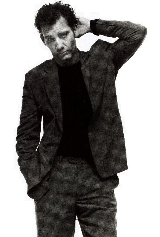 Clive Owen (British)