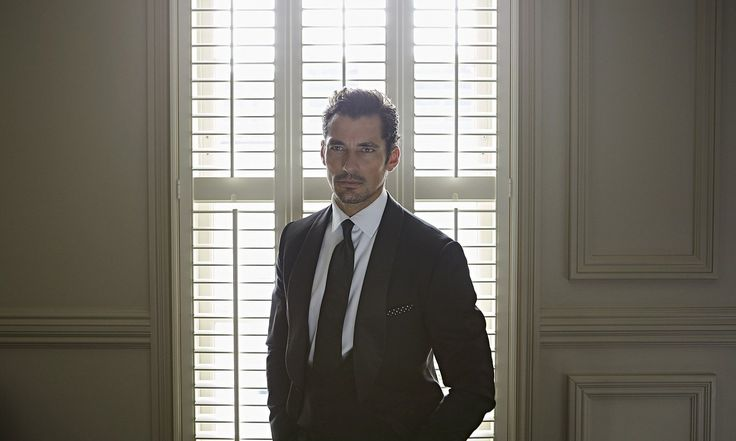 David Gandy, Exclusively for London Sock Co. - London Sock Company