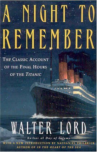 best book ever about the Titanic  good history, but more important, a page-turner #Titanic #bestboooks