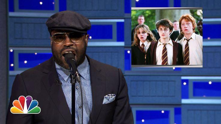 The Roots do a Harry Potter rap!