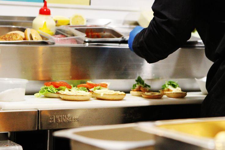 Bagel Food Truck Melbourne