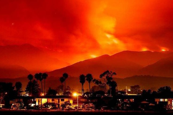 7/12/17 - California Wildfire Season Off to a Scorching Start  - NBC News