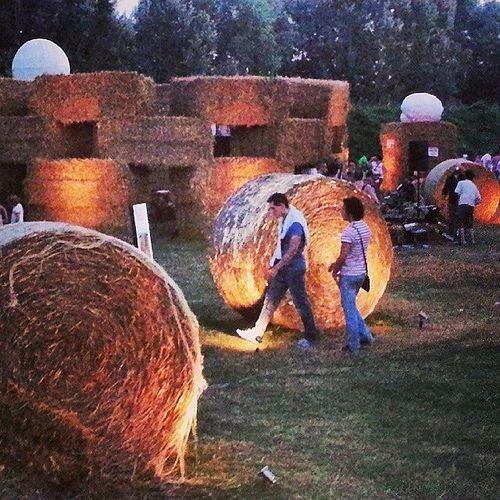 Arena delle Balle di Paglia 2014 (MyTurismoER: @gloriafoto)