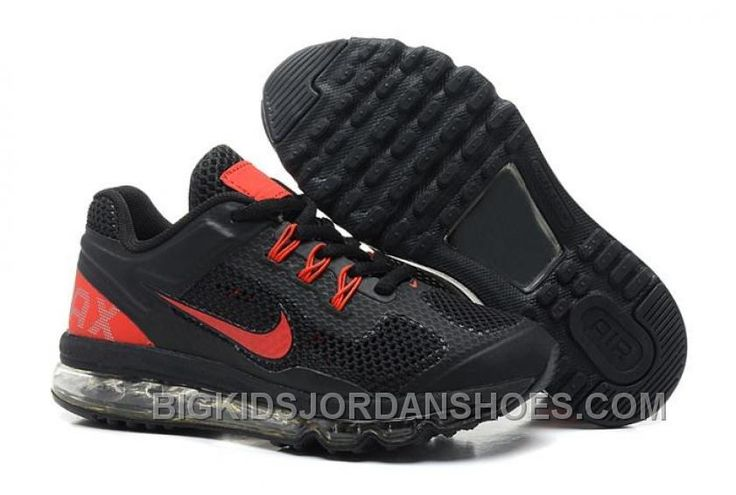 http://www.bigkidsjordanshoes.com/nike-air-max-2013-kids-shoes-black-red-cheap.html NIKE AIR MAX 2013 KIDS SHOES BLACK RED CHEAP Only $85.00 , Free Shipping!