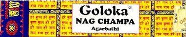 Incense - Goloka Nag Champa