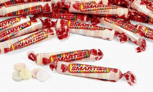Vegan Halloween Candy smarties