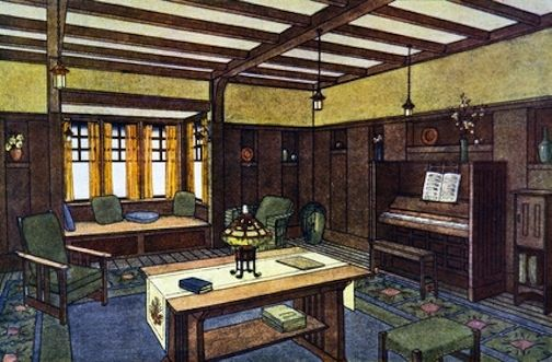 This page provides a review of the Arts and Crafts movement and its variations and will help you create the right look for period home decor.