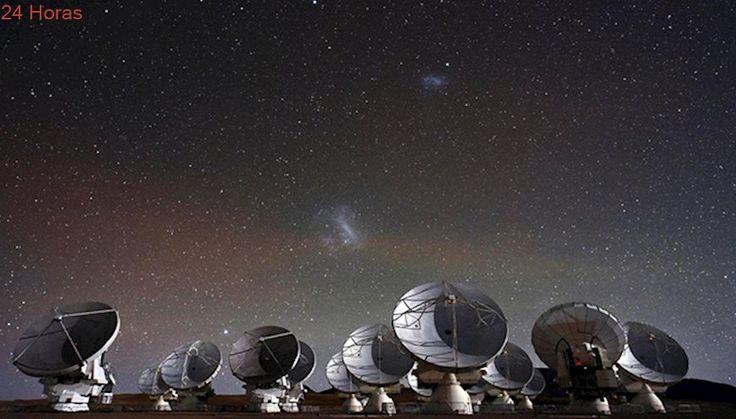 Columna de Astronomía  En busca de la energía oscura desde Chile