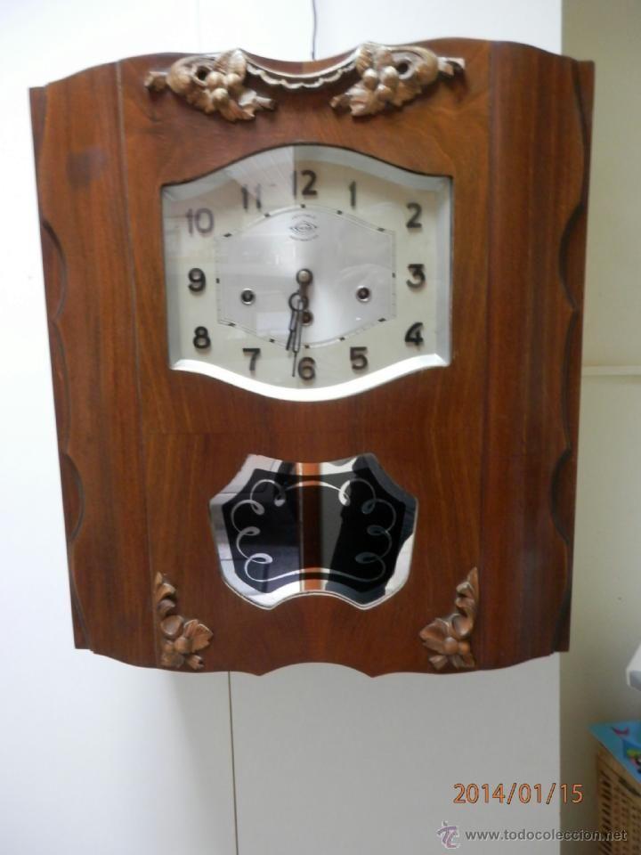 todocoleccion: reloj antiguo francés Abadia Westminster.