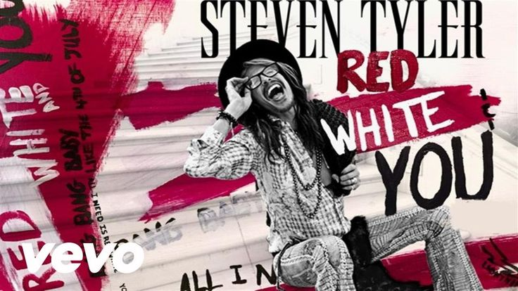 """Get Steven's latest single """"Red, White & You"""" click here: http://smarturl.it/RedWhiteYou Music video by Steven Tyler performing RED, WHITE & YOU. (C) 2016 Re..."""