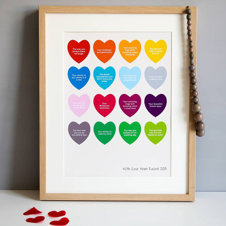 Are you interested in our personalised love heart framed print? With our anniversary loved one romantic picture you need look no further.