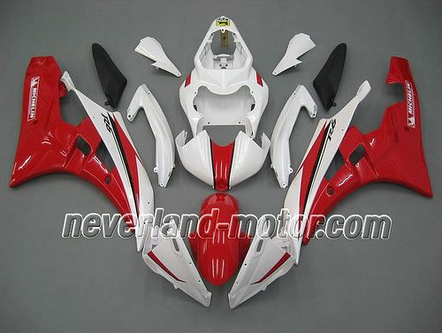 YAMAHA YZF-R6 2006-2007 ABS Fairing - Red/White Click to Buy ABS Fairings for Yamaha YZF-R6 from http://www.neverland-motor.com/yamaha-yzf-r6-2006-2007-abs-fairing-yzfr1-06-07-red-white.html #YamahaFairing     #YZFR6Fairing    #YamahaYZFR6Fairing    #YamahaYZFR6plastic #2006YamahaYZFR6fairing   #2007YamahaYZFR6Fairing    #NeverlandmotorFairing #YamahaReplacementFairingsYZFR6    #MotorcycleFairing    #YamahaYZFR6bodykits    #AftermarketFairingsYamahaYZFR6     #SportbikeFairing