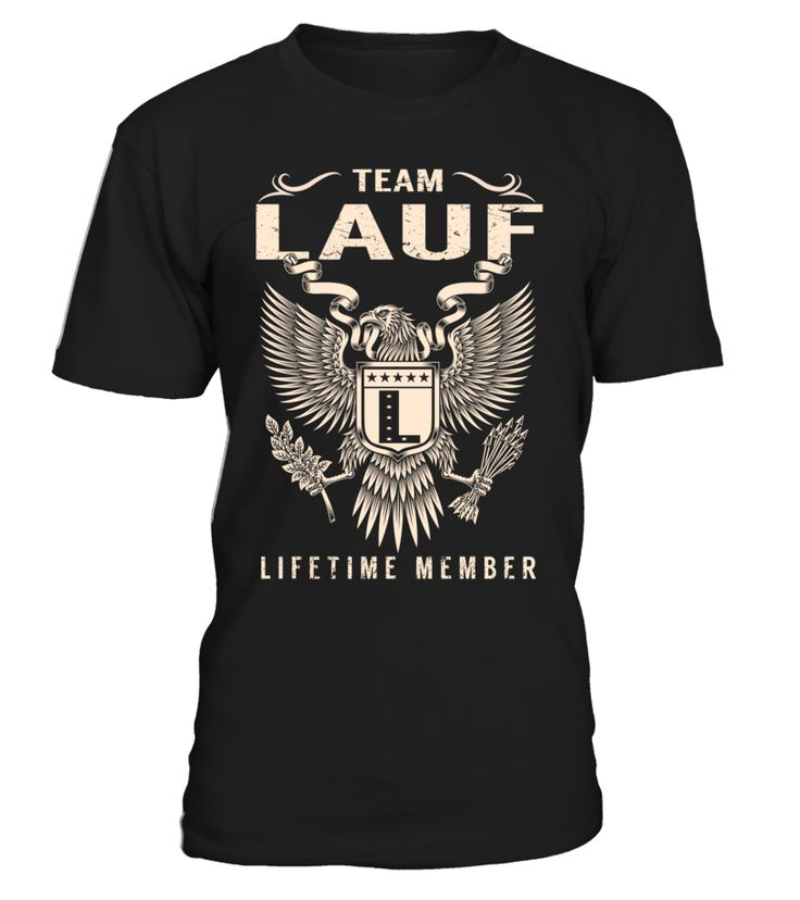 Team LAUF Lifetime Member