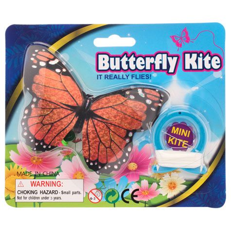 GET IT NOW Butterfly Kite from City Beach Australia