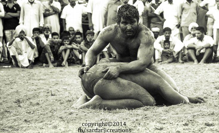 indian wrestling by Manbir singh on 500px