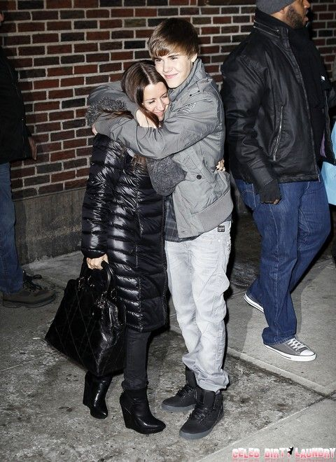 Justin Bieber Pimps Out Mom Pattie Mallette To Bachelor Creator Chris Harrison