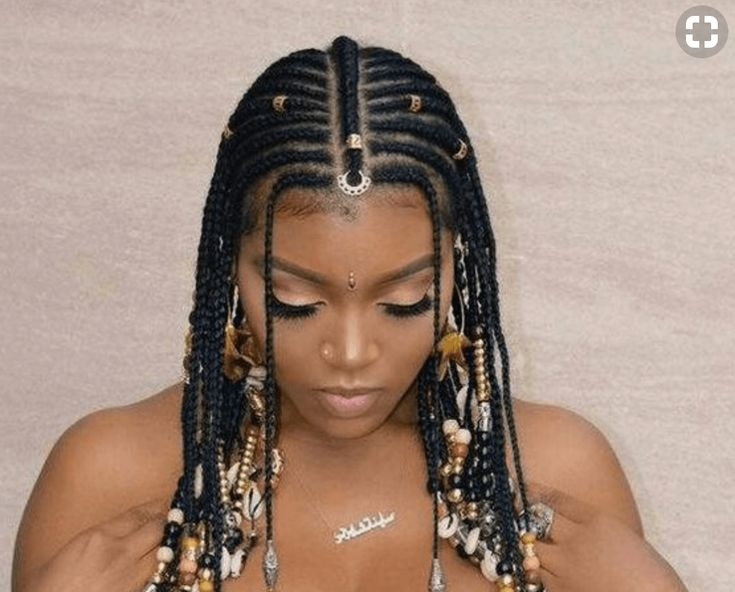 15 Stunning Images Of Fulani-Inspired Braids