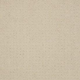 Color: 00100 Airy White In Savannah - EA024 Shaw ANSO Nylon Carpet Georgia Carpet Industries