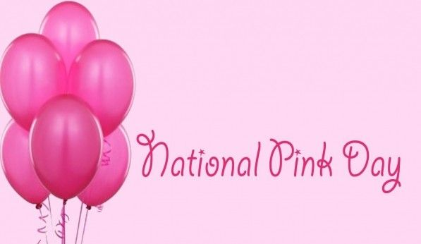 """June 23 is National Pink Day! Celebrate fuchsia, salmon, coral and pink in all shades.  Enjoy and you may want to """"tickle someone pink"""""""