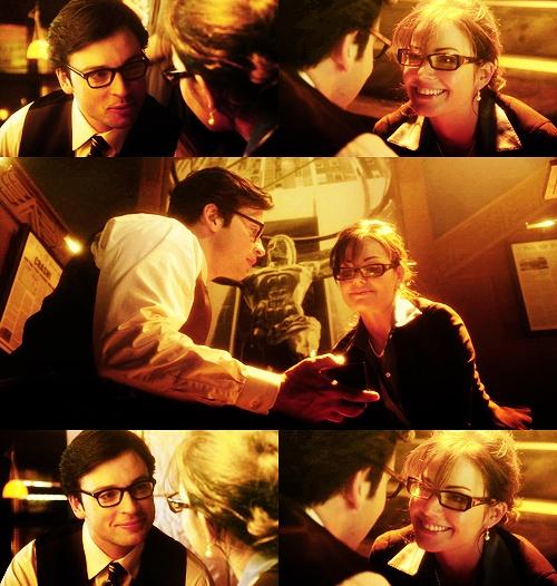 Lane & Kent #Smallville #Superman
