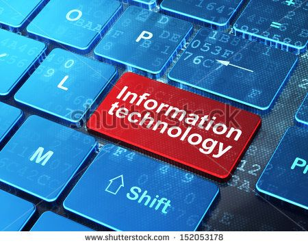 Information Technology Stock Images, Royalty-Free Images & Vectors ... Image
