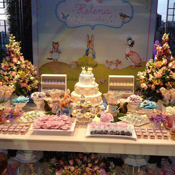 1000 Images About Peter Rabbit Festa On Pinterest Mesas