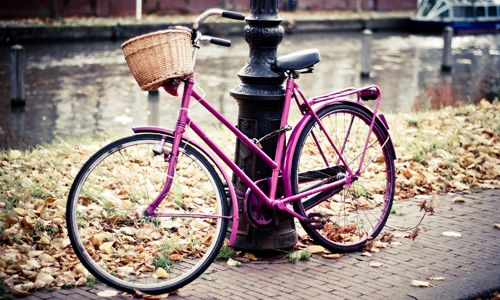 City Cruiser: Take a ride on your own vintage City Cruiser. Experience provided by local area provider.
