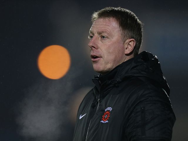 Craig Hignett leaves Hartlepool United post by mutual consent