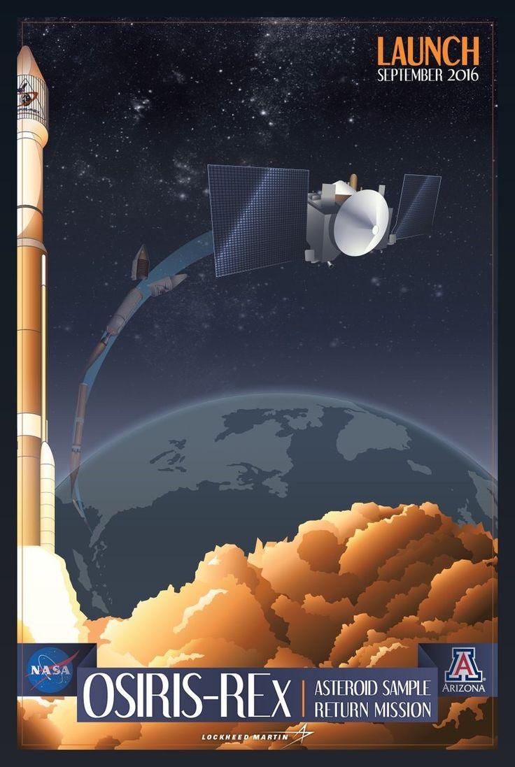Hier, jeudi donc, la NASA a lancé son ambitieuse mission : OSIRIS-REx, qui consiste en une sonde spatiale qui devrait se placer en orbite autour d'un astéroïde afin d'en prélever un échantillon et de le retourner sur Terre.