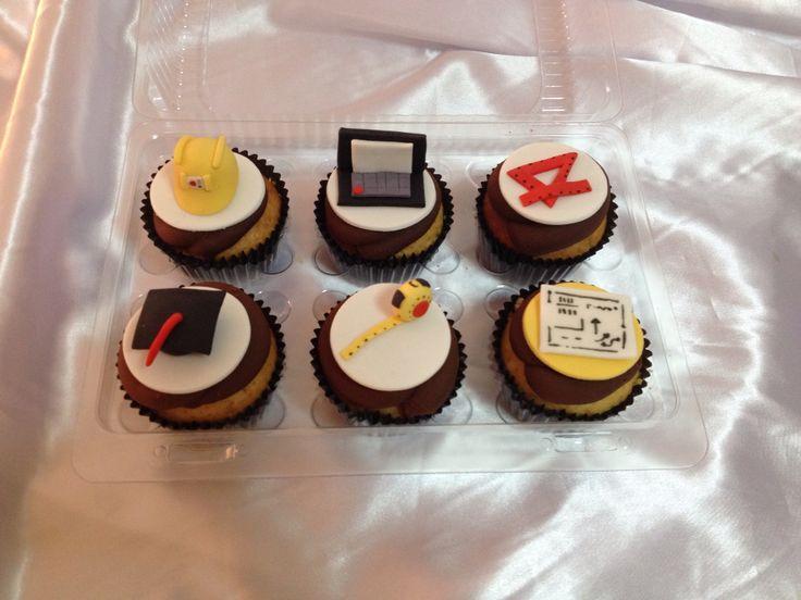 Cupcake para un ingeniero